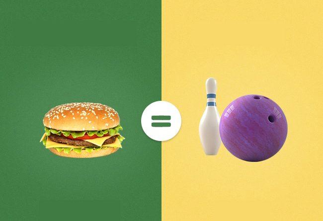 Колко е нужно да се спортува, за да се изгорят приетите калории.