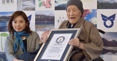 Най-възрастният човек в света разкри тайната си